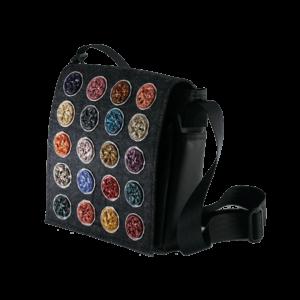 Tasche mit Wechseldeckel